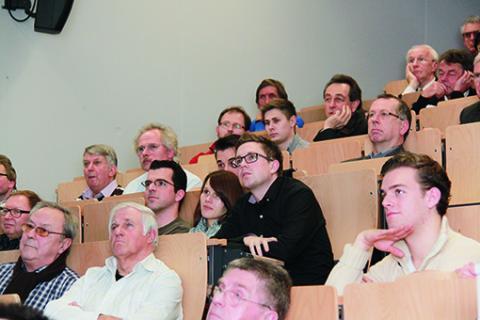 Gasthörer SS 2015 an der Hochschule Rhein-Waal