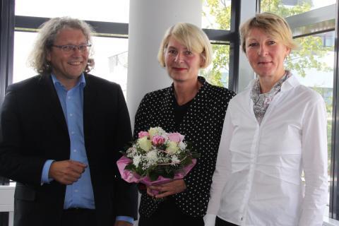 Professorin Dr. Ingeborg Schramm-Wölk wird neue Präsidentin an der Fachhochschule Bielefeld