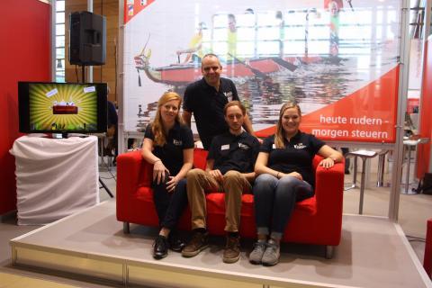 Das Rote Sofa Hochschulen Für Angewandte Wissenschaften Gemeinsam