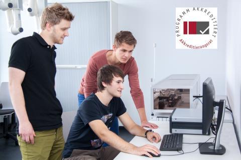 Mechatronic Systems Engineering, B Sc    Rhine-Waal University of