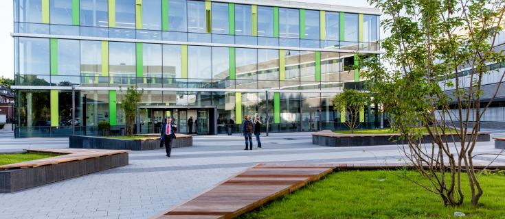 Kamp-Lintfort Campus | Rhine-Waal University of Applied Sciences