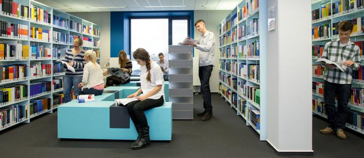 hochschulbibliothek hochschule rhein waal. Black Bedroom Furniture Sets. Home Design Ideas
